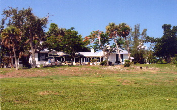 Cabbage Key Inn and Restaurant